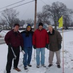 Winter Golf Outing